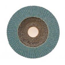 Круг лепестковый КЛТ Zr D=125мм Р120