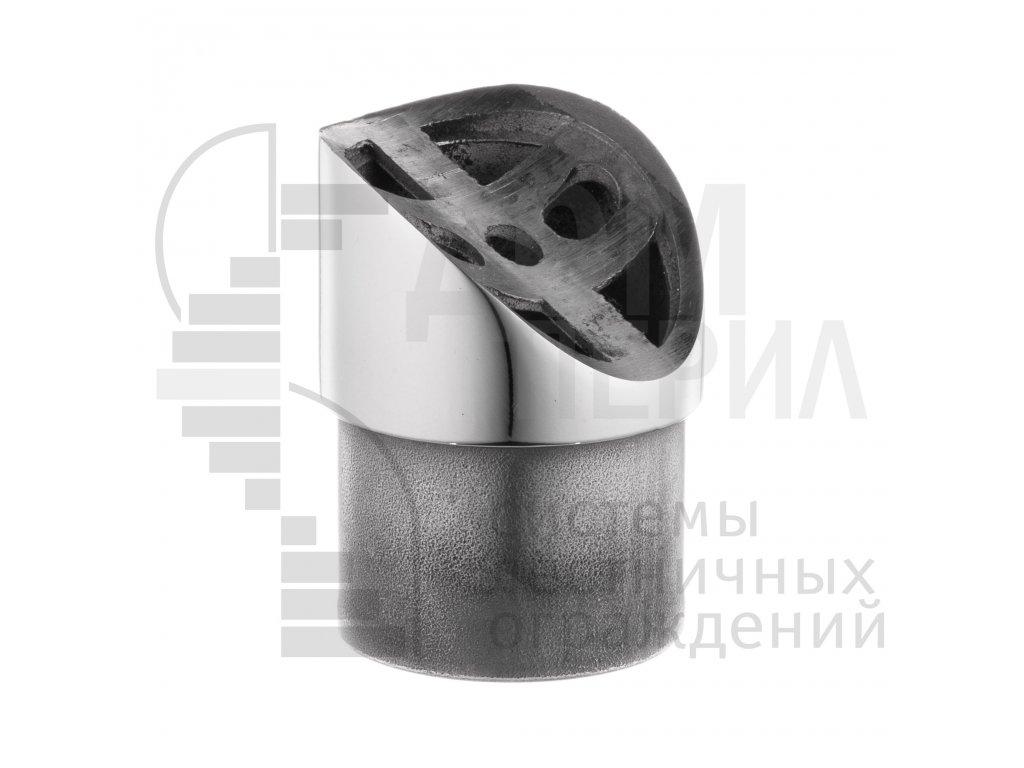 Ложемент 28⁰ для стойки Ø 38 мм и под поручень Ø 38 мм