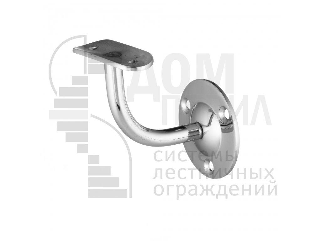 Пристенный кронштейн под поручень ∅50,8 мм (AISI 201)