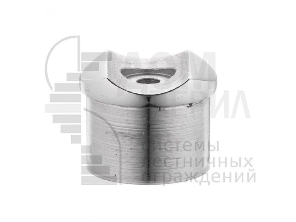 Ложемент 90⁰ для стойки Ø 38 мм и под поручень Ø 38 мм