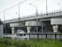 Эстакада (г. Москва, Рублевское шоссе)