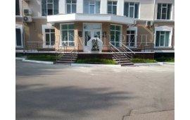 Центральный офис строительной компании (г. Москва)