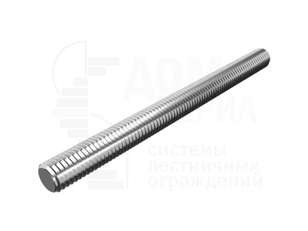 Шпилька М8х1000мм DIN 975 A2