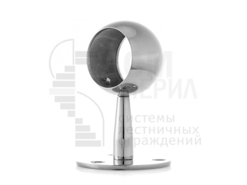 """Кронштейн """"Кольцо"""" к стене под трубу Ø 50,8 мм"""