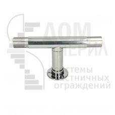 Стойка отбойника промежуточная прямая Ø50,8 мм