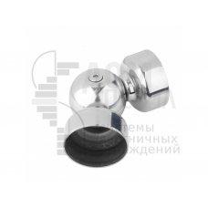 Шарнир под деревянный (пластиковый) поручень ∅50 мм (AISI 201)