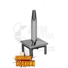 Кронштейн поручня сварной для квадратной трубы 40х40мм
