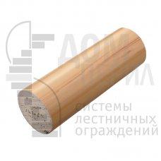 Поручень пластиковый ∅50 мм (цвет светлый бук) - 1 п.м.