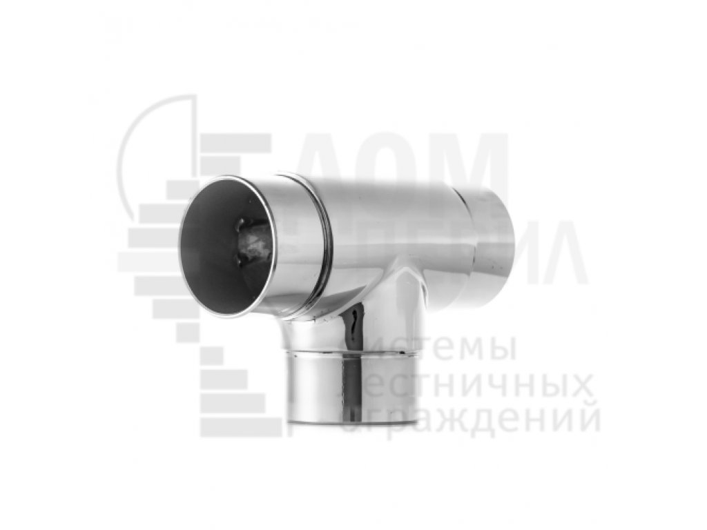Тройник для поручня ∅50,8 мм