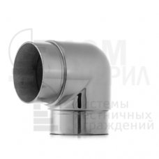 Угловой соединитель для поручня ∅50.8 мм