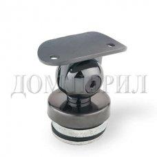 Шар для стойки ∅38 мм и под поручень ∅50,8 мм (черный хром)