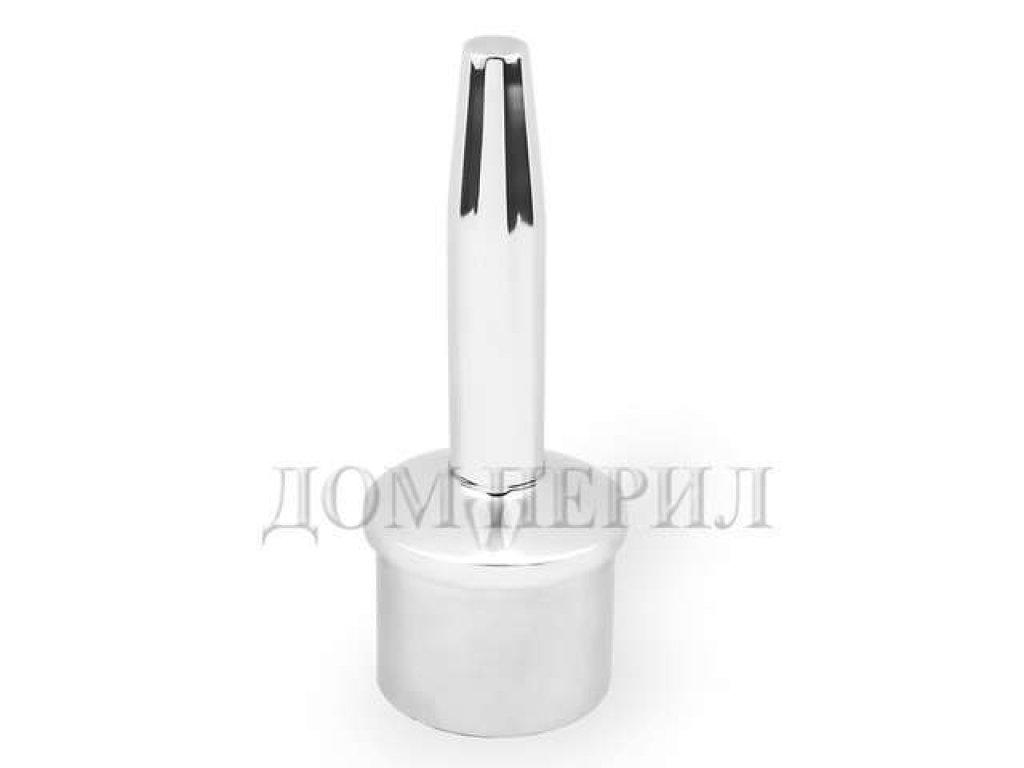 Кронштейн Штырь сварной для стойки ∅38 мм (литой)