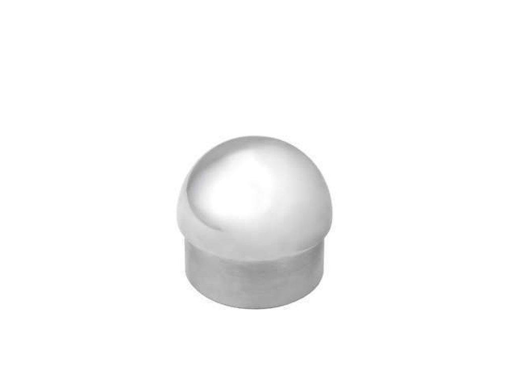 Заглушка сферическая для трубы ∅38 мм
