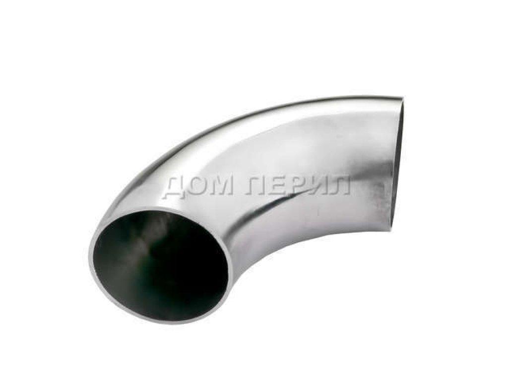 Отвод нержавеющий сварной ∅50,8 мм