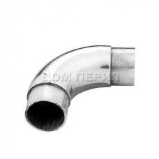Отвод нержавеющий литой под поручень ∅38 мм