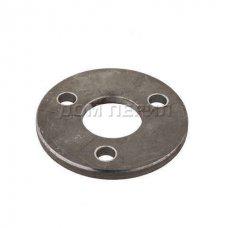Фланец стальной сварной ∅100 мм под поручень ∅38 мм