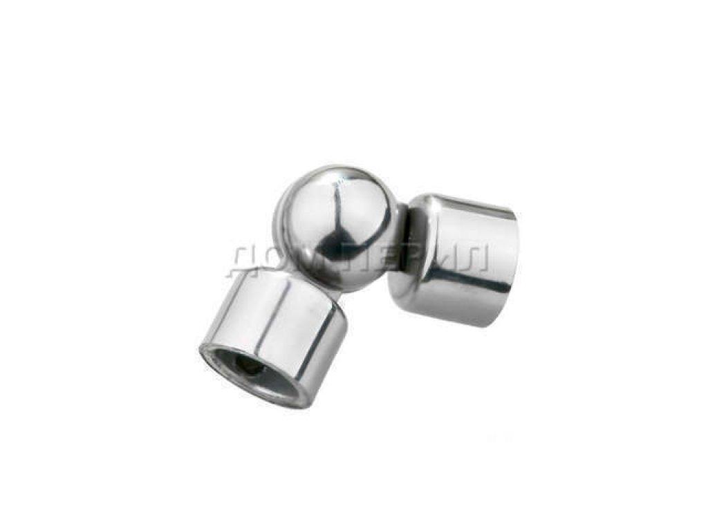 Шарнир ригеля ∅12 мм (внешний) нержавеющий
