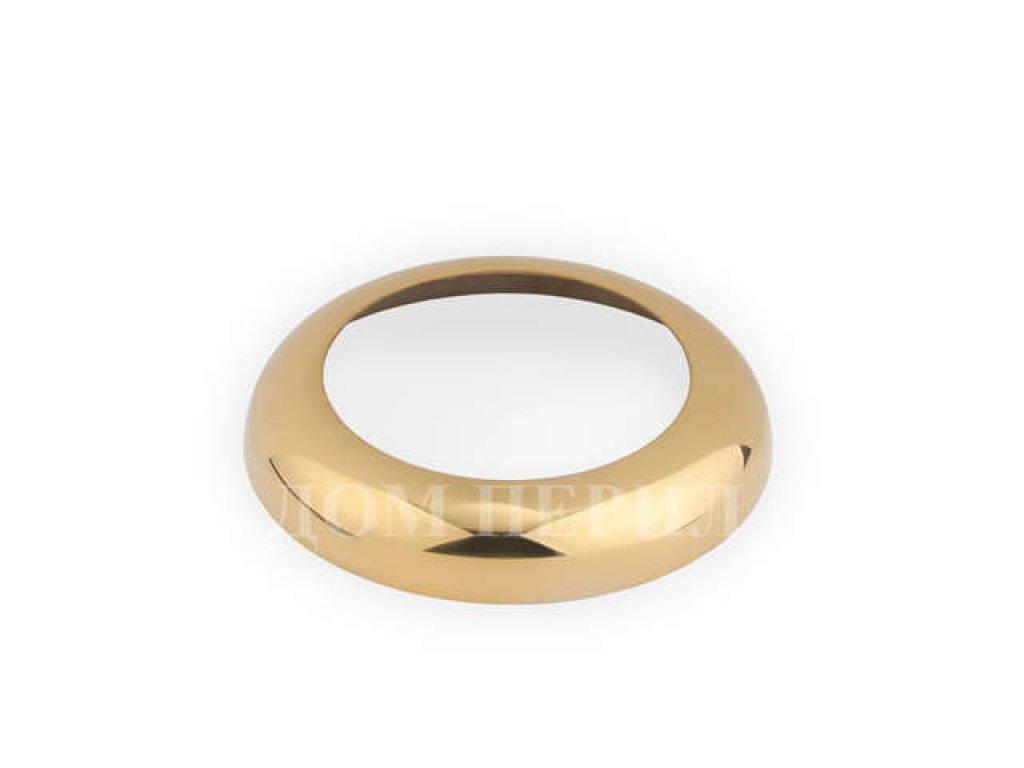 Крышка малая под поручень ∅50,8 мм (под золото)