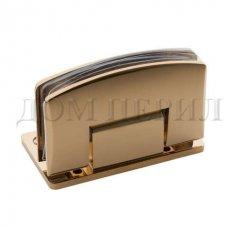 Петля 90 гр. стекло-стена односторонняя золото арт.MT-511/S gp