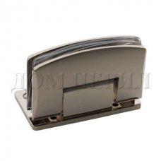 Петля 90 гр. стекло-стена односторонняя сатин