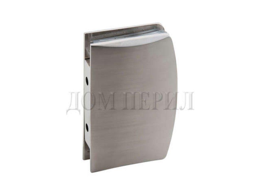 Коннектор стекло-стена сатин