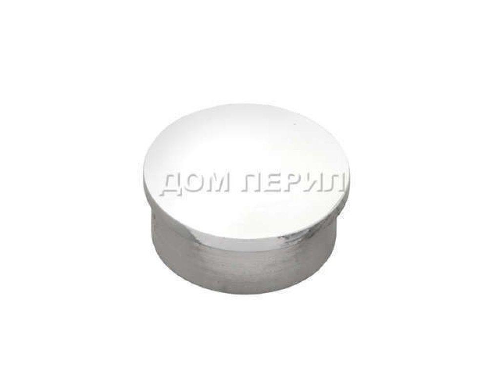 Заглушка плоская для трубы ∅50,8 мм