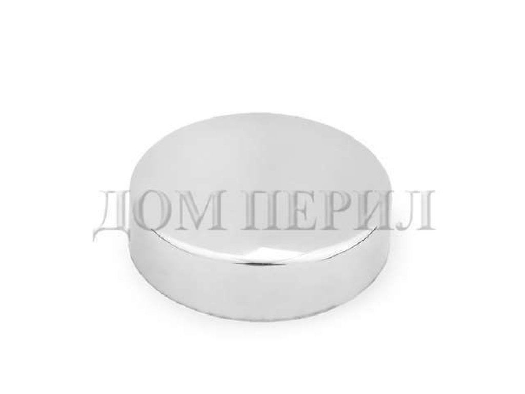 Заглушка наружная для трубы ∅50.8 мм