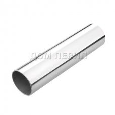 Труба из нержавеющей стали (нержавейки) ∅25 мм х 1,5 мм AISI 201 (1 метр)