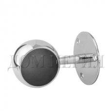 Заглушка сферическая пристенная для трубы Ø 50,8 мм арт.Заг 22-50